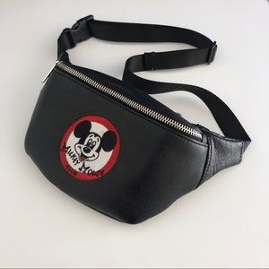 Disney Loungefly Mickey Mouse Hip Bag Fanny Pack